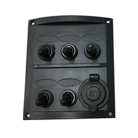 Switch Panel 5 Gang