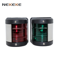 NEKEKE marine LED navigation light and boat LED light